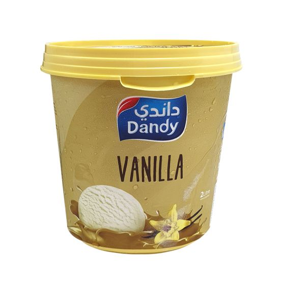 DANDY ICE CREAM SCOTCH VANILLA 2LTR
