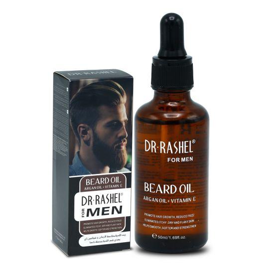 DR RASHEL BEARD OIL 50ML