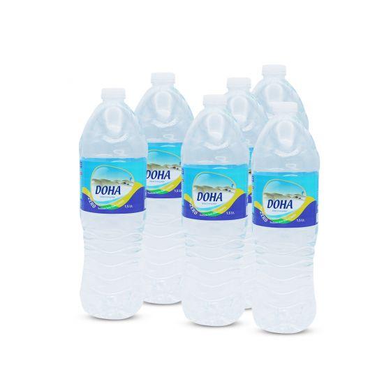 DOHA WATER 6X1.5LTR