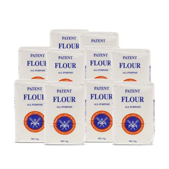 KUWAIT FLOUR ALL PURPOSE 10X1KG