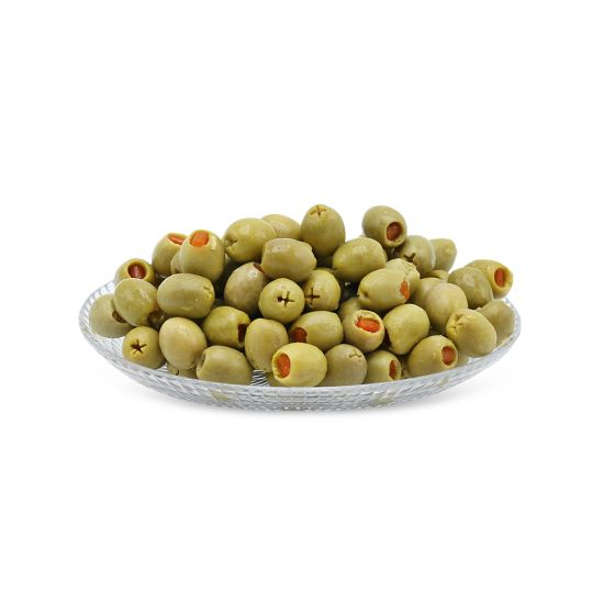SPAIN STUFFED GREEN OLIVES