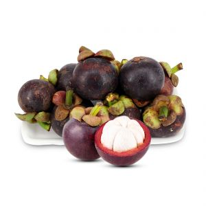 Mangosteen Thailand 500GM Approx Weight